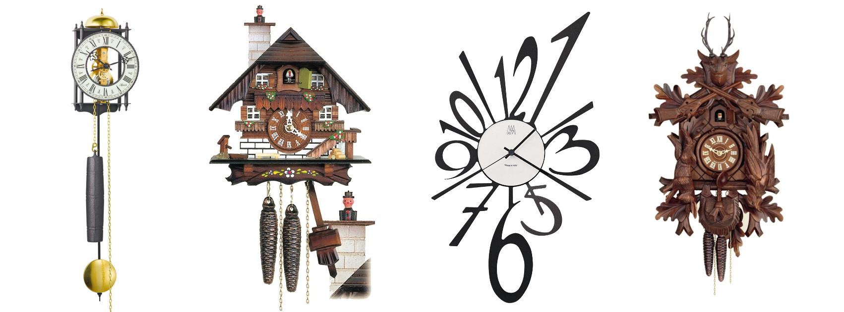Rellotges de paret
